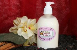 300ml Sandalwood & Amber Body Lotion