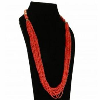 Artificial Bead Necklaces