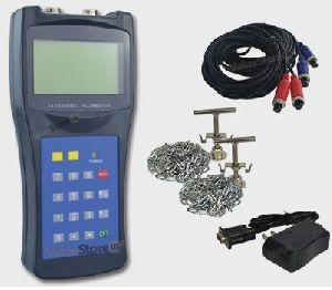 Ultrasonic Portable Flow Meter Kit