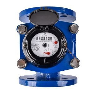 Dry Dial Rotary Woltman Magnetic Driven Flow Meter