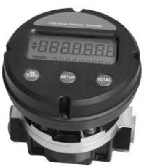 Digital Oval Gear Flow Meter