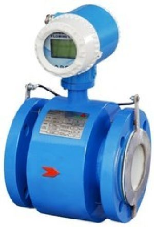 Integral Version Electromagnetic Flow Meter