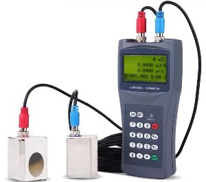 Ultrasonic Portable Handheld Flow Meter