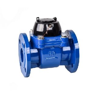 Woltman Magnetic Driven Flow Meters