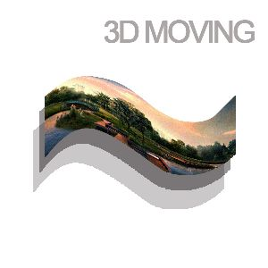 3D Moving LED Display