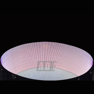 cylinder led display screen