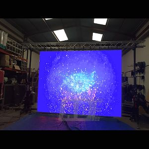 HD large LED display wall
