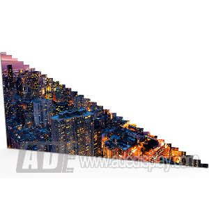 Special Shaped LED Display Screen 02