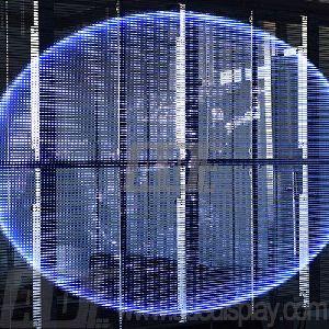 Transparent Led Display screen 04