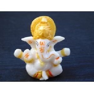 Beautiful Small Ganesha for home and car decor