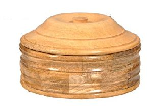 Wooden Chapati Boxes