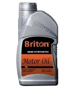 15W40 Semi Synthetic Motor Oil