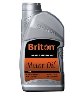 15W50 Semi Synthetic Motor Oil