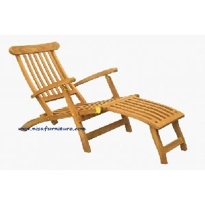 Outdoor Garden Lounger