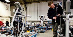 GYM Equipment Repairing Services