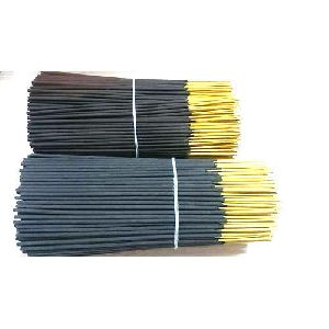 Black Raw Incense Sticks