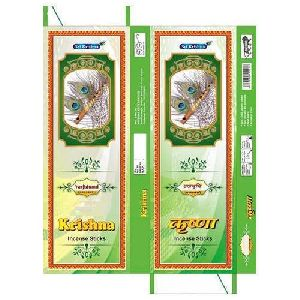 Vrajbhumi Green Pack Incense Sticks