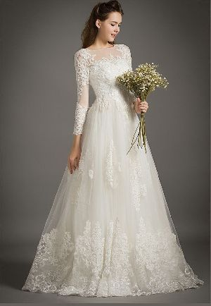 Wedding Gown 08