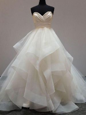 Wedding Gown 10