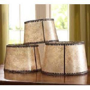 Lamp Shade Mica Sheets