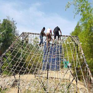 Climbing Commando Net