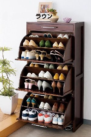 Shoe Rack Designing