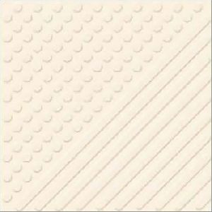 Ivory Dot & Striped Series Parking Tiles