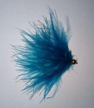 Blue Marabou Lure