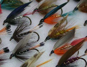 Wet Fishing Flies