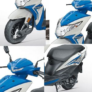 Two Wheeler Fiber Body Kit