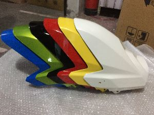 Two Wheeler Front Mudguard