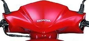 Two Wheeler Headlight Visor