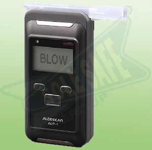 Fuel Cell Professional Alcoscan Alcohol Detector