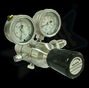 Two Stage Pressure Regulator