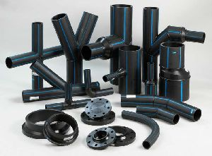 HDPE Pipes and Tubes Fittings