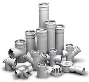 PVC Pipes and Tubes Fittings