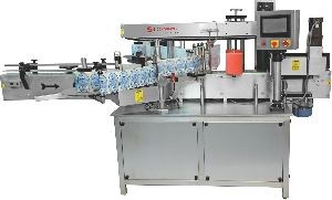 Automatic Double Side Sticker Labeling Machine