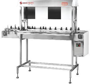 Bottle Inspection Tables