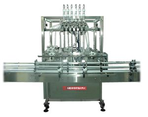 Servo Gear Pump Based Filling Machine