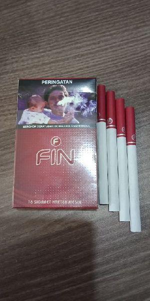 Fin Red Cigarette