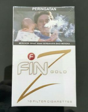 Fin Z Gold Cigarette