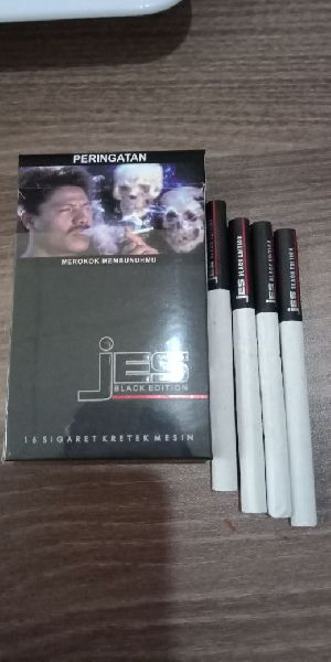 Jes Black Edition Cigarette