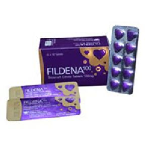 Sildenafil Citrate 100 mg Tablets