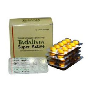 Tadalista Super Active Tablets