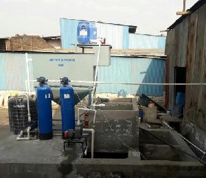 Mini Effluent Treatment Plant