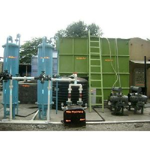 1 Kw Sewage Water Treatment Plant