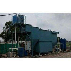 STP & ATP Combined Water Treatment Plant