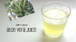 Aloe Vera Juice 02