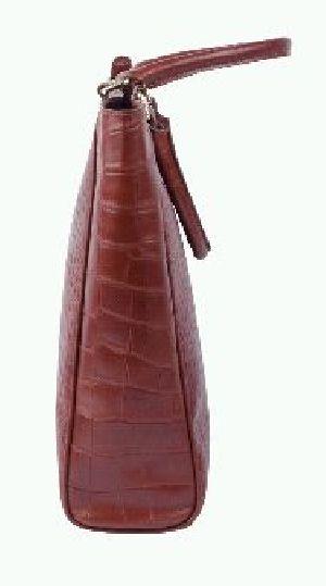 Leather Ladies Tote Bag 02