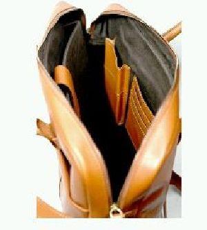 Leather Laptop Bag 02